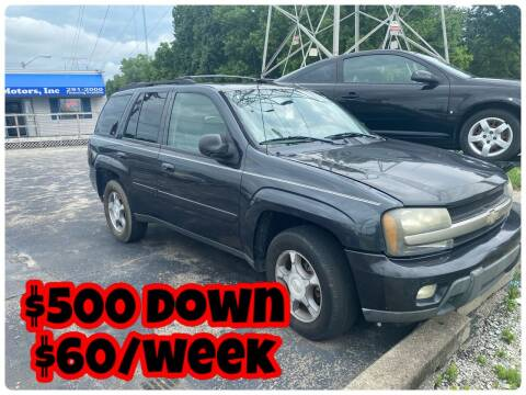 2005 Chevrolet TrailBlazer for sale at Augusta Motors Inc in Indianapolis IN