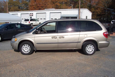 2002 Dodge Grand Caravan for sale at Blackwood's Auto Sales in Union SC