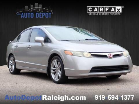 2007 Honda Civic for sale at The Auto Depot in Raleigh NC