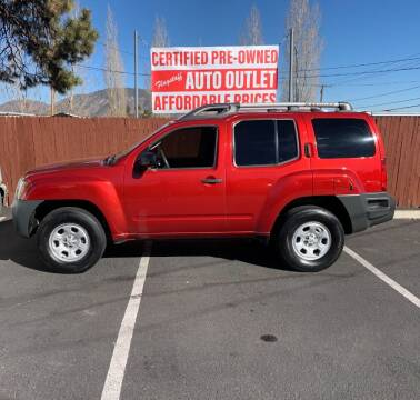 2014 Nissan Xterra for sale at Flagstaff Auto Outlet in Flagstaff AZ
