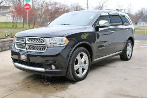 2011 Dodge Durango for sale at Great Lakes Classic Cars in Hilton NY