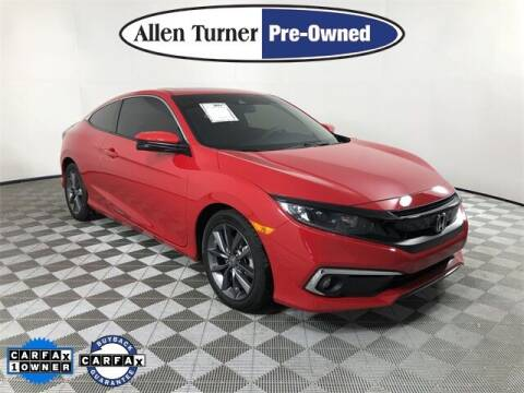 2019 Honda Civic for sale at Allen Turner Hyundai in Pensacola FL