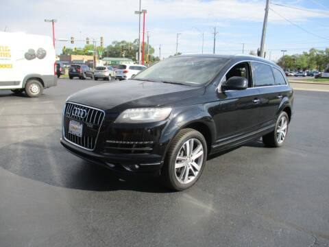 2014 Audi Q7 for sale at Windsor Auto Sales in Loves Park IL