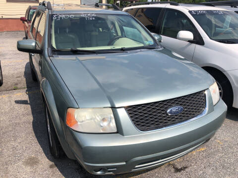 2006 Ford Freestyle for sale at Matt-N-Az Auto Sales in Allentown PA