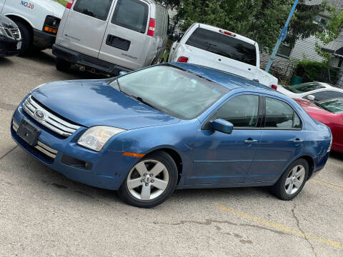 2009 Ford Fusion for sale at Exclusive Auto Group in Cleveland OH