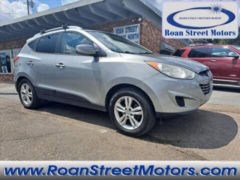 2011 Hyundai Tucson for sale at PARKWAY AUTO SALES OF BRISTOL - Roan Street Motors in Johnson City TN