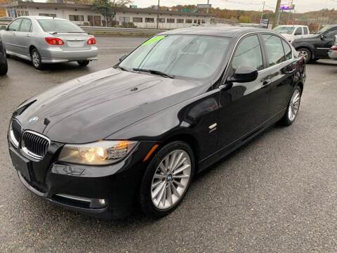 2011 BMW 3 Series for sale at 222 Newbury Motors in Peabody MA