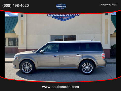 2014 Ford Flex for sale at Coulee Auto in La Crosse WI