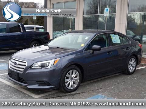 2016 Subaru Legacy for sale at 1 North Preowned in Danvers MA