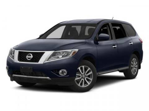 2015 Nissan Pathfinder for sale at SPRINGFIELD ACURA in Springfield NJ