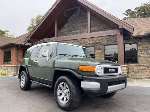2014 Toyota FJ Cruiser for sale at Auto Solutions in Maryville TN