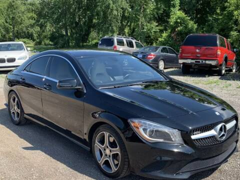 2014 Mercedes-Benz CLA for sale at H4T Auto in Toledo OH