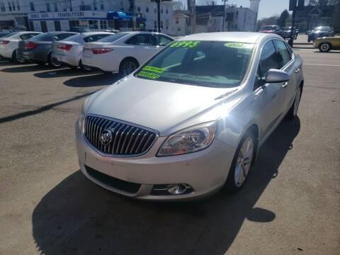 2013 Buick Verano for sale at TC Auto Repair and Sales Inc in Abington MA