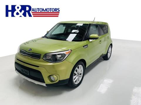 2018 Kia Soul for sale at H&R Auto Motors in San Antonio TX