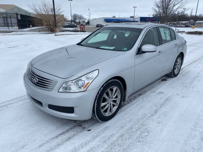 2008 Infiniti G35 for sale at TKP Auto Sales in Eastlake OH