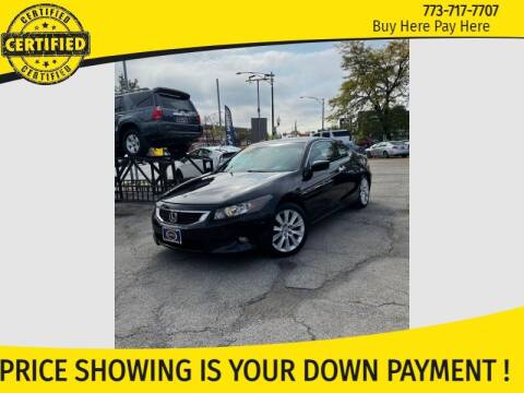 2009 Honda Accord for sale at AutoBank in Chicago IL