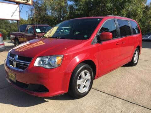 2012 Dodge Grand Caravan for sale at Town and Country Auto Sales in Jefferson City MO