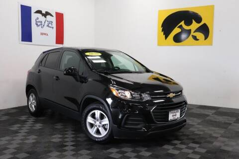 2020 Chevrolet Trax for sale at Carousel Auto Group in Iowa City IA