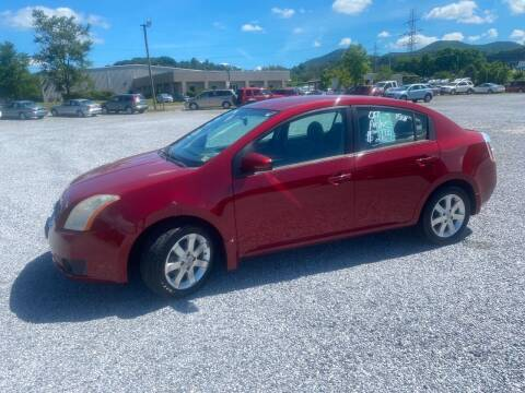 2007 Nissan Sentra for sale at Bailey's Auto Sales in Cloverdale VA