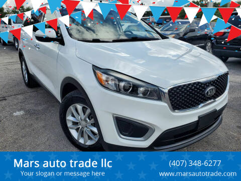 2017 Kia Sorento for sale at Mars auto trade llc in Kissimmee FL