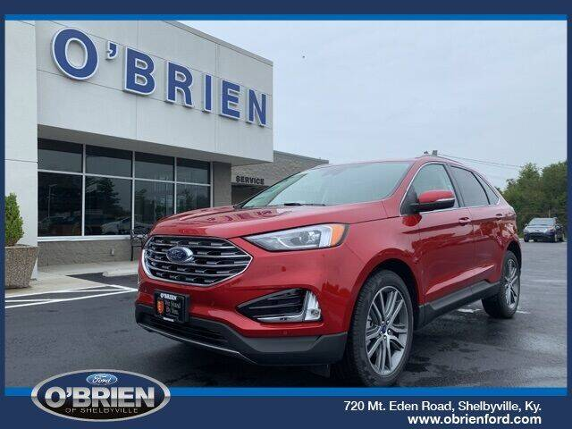 2021 Ford Edge for sale in Shelbyville, KY