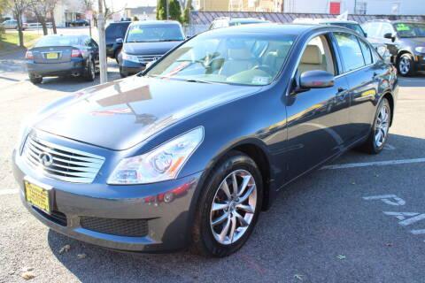 2008 Infiniti G35 for sale at Lodi Auto Mart in Lodi NJ