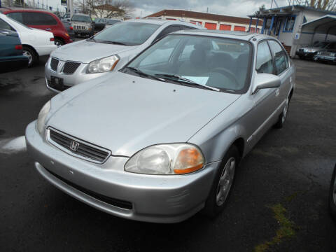 1998 Honda Civic for sale at Family Auto Network in Portland OR