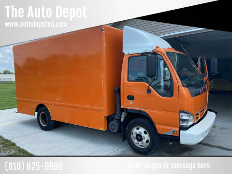 2006 GMC W4500 for sale at The Auto Depot in Mount Morris MI
