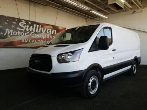 2019 Ford Transit Cargo for sale at SULLIVAN MOTOR COMPANY INC. in Mesa AZ