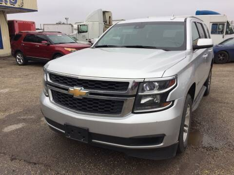 2017 Chevrolet Tahoe for sale at BSA Used Cars in Pasadena TX