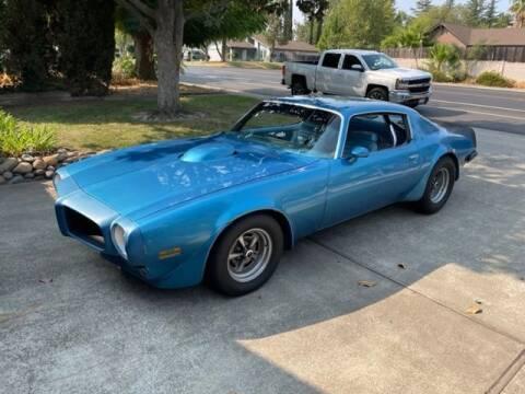 1970 Pontiac Firebird for sale at Classic Car Deals in Cadillac MI