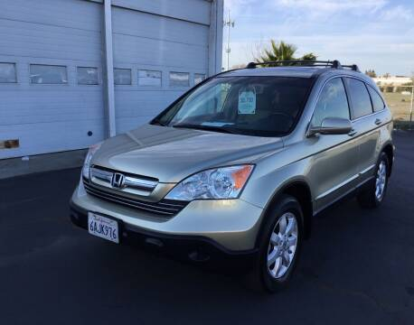 2007 Honda CR-V for sale at My Three Sons Auto Sales in Sacramento CA