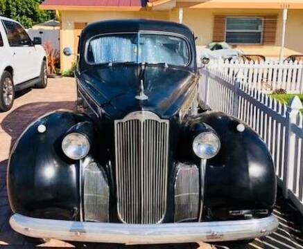 1940 Packard Super 8 for sale at Classic Car Deals in Cadillac MI