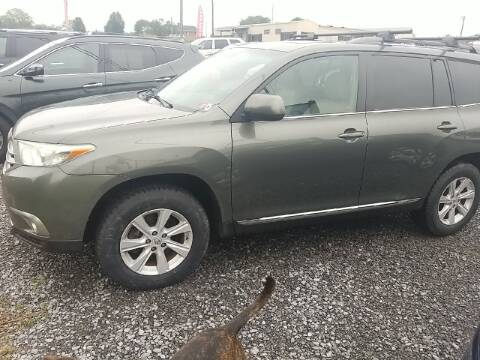 2012 Toyota Highlander for sale at Cascade Used Auto Sales in Martinsburg WV