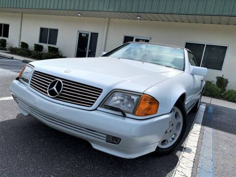 1993 Mercedes-Benz 500-Class for sale at Fisher Motor Group LLC in Bradenton FL