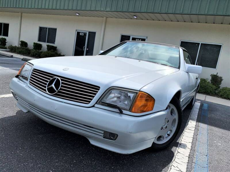 1993 Mercedes-Benz 500-Class for sale in Bradenton, FL