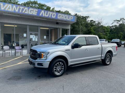 2018 Ford F-150 for sale at Vantage Auto Group in Brick NJ