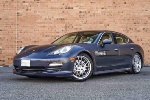 2013 Porsche Panamera for sale at Vantage Auto Wholesale in Lodi NJ