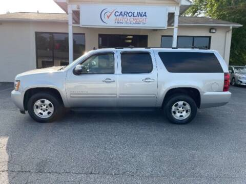 2012 Chevrolet Suburban for sale at Carolina Auto Credit in Youngsville NC
