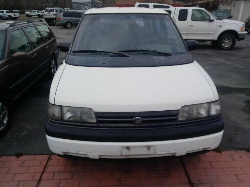 1995 Mazda MPV for sale at Marvelous Motors in Garden City ID