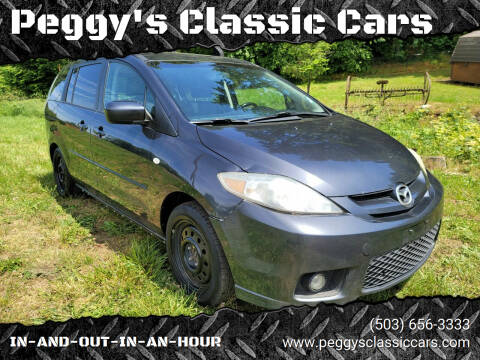 2006 Mazda MAZDA5 for sale at Peggy's Classic Cars in Oregon City OR