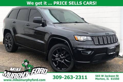2018 Jeep Grand Cherokee for sale at Mike Murphy Ford in Morton IL