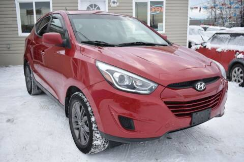 2014 Hyundai Tucson for sale at Alaska Best Choice Auto Sales in Anchorage AK