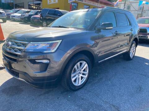 2018 Ford Explorer for sale at White River Auto Sales in New Rochelle NY