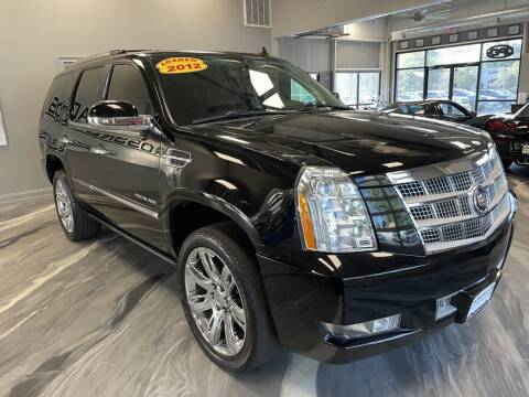 2012 Cadillac Escalade for sale at Crossroads Car & Truck in Milford OH