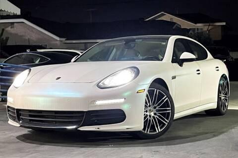 2016 Porsche Panamera for sale at Fastrack Auto Inc in Rosemead CA