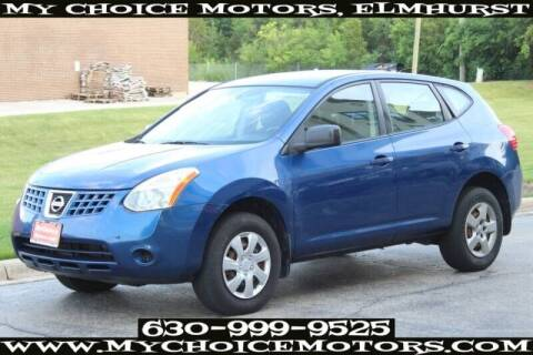 2009 Nissan Rogue for sale at My Choice Motors Elmhurst in Elmhurst IL