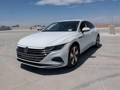 2021 Volkswagen Arteon for sale at Camelback Volkswagen Subaru in Phoenix AZ
