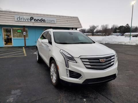 2018 Cadillac XT5 for sale at DrivePanda.com in Dekalb IL