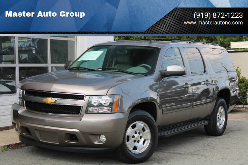 2012 Chevrolet Suburban for sale at Master Auto Group in Raleigh NC